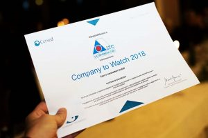La Triveneta Cavi est « Company to Watch 2018 »