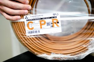 MORE CLARITY AND SECURITY FOR FS18OR18-300/500V CABLES